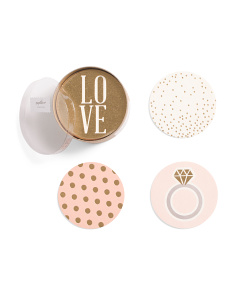 16ct Bride To Be Decorative Coasters