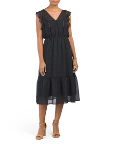 Juniors Carra Midi Dress