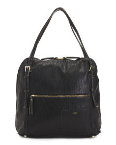 Transpose Slouchy Dome Satchel