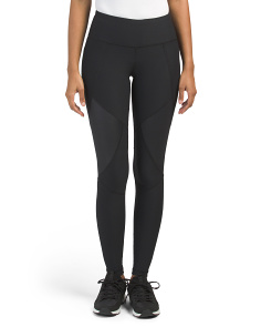 Cire Mesh Panel Leggings