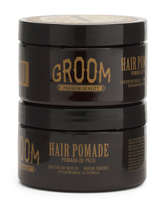 Men's 2pk Styling Pomade