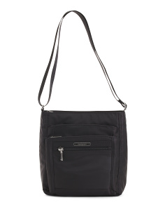 Rfid Blocking Crossbody