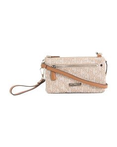 Hilary Mini Logo Crossbody
