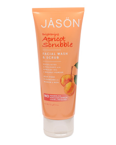 Natural Apricot Scrubble Wash & Scrub