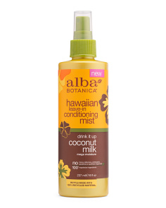 Coconut Milk Leave-in Conditioning Mist
