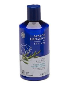 Organic Biotin B-complex Thickening Conditioner