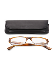 Made In Italy Designer Optical With Case