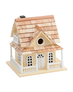Cape May Cottage Birdhouse