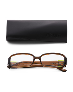Made In Italy Designer Opticals With Case
