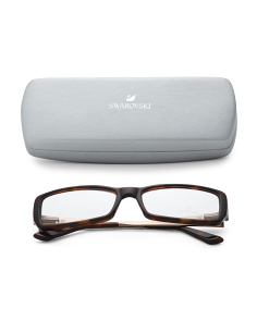 Made In Italy Designer Optical Glasses With Case