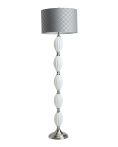 White Cloud Floor Lamp