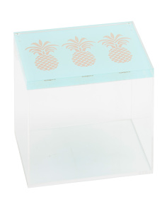 8x6 Pineapple Box