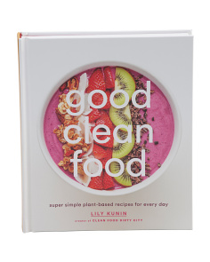 Good Clean Food Cook Book