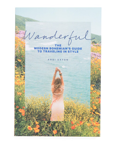 Wanderful Lifestyle Book