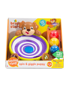 Spin & Giggle Puppy