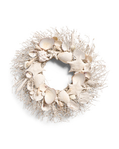 20in Shell Wreath