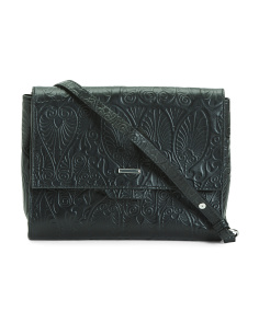 Leather Denia Octavia Crossbody