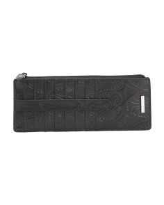 Denia Leather Credit Card Case