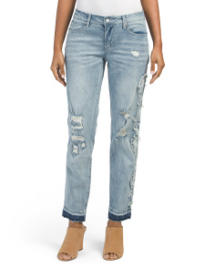 Destructed Boyfriend Jeans