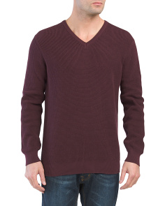 Encore V-neck Sweater