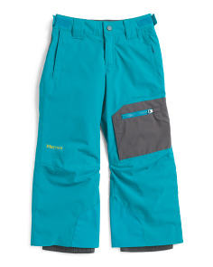 Boys Burnout Pants