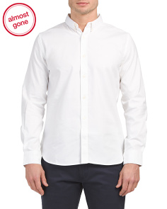 Summer Soft Oxford Shirt