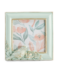 4x4 Spring Bird Photo Frame
