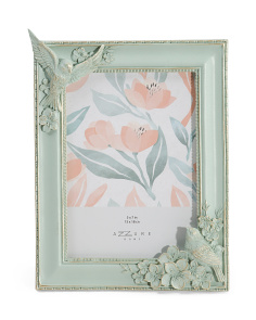 5x7 Bird Corner Photo Frame