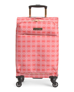 20in Hanover 4 Wheel Spinner Carry-on