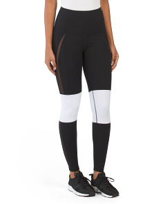 Made In USA Motoress Leggings
