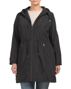 Plus Tiffany Mid Weight Anorak