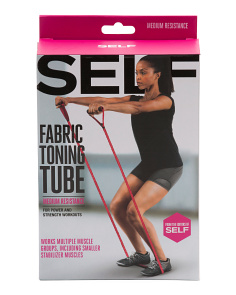 Fabric Toning Tube