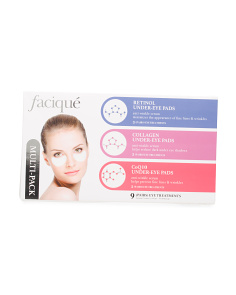 9pk Retinol, Collagen & Coq10 Eye Masks