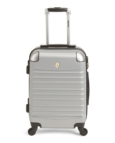 20in Impact Hardside Spinner Carry-on