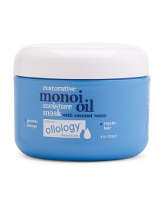 Monoi Oil & Coconut Water Mask