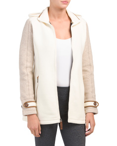 Eliana Sweater Jacket