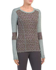 Mara Long Sleeve Top