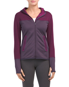 Stretch Fleece Sirona Hoodie