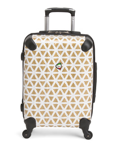 20in Triangolo Hardside Spinner Carry-on