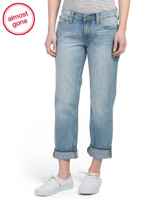 Sweet Cropped Jeans