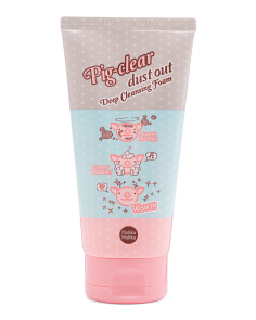Made In Korea Pig-clear Cleansing Foam