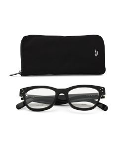 Made In Italy Luxury Optical Glasses With Case