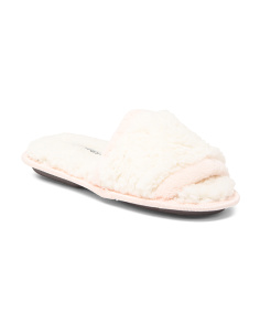 Ladies Spa One Band Slippers