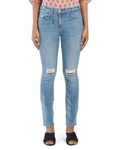 Made In USA Sandra Destructed Jeans