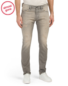 Thavar Slim Straight Fit Jeans