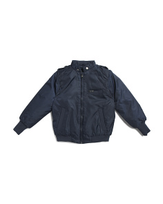 Big Boys Racer Jacket