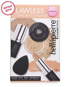 Flawless Complexion Cream Face Kit