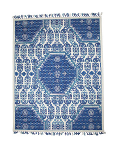 Made In India Wool Transitional Rug