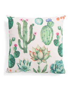 20x20 Helena Succulent Pillow