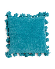 20x20 Chenille Knit Pillow